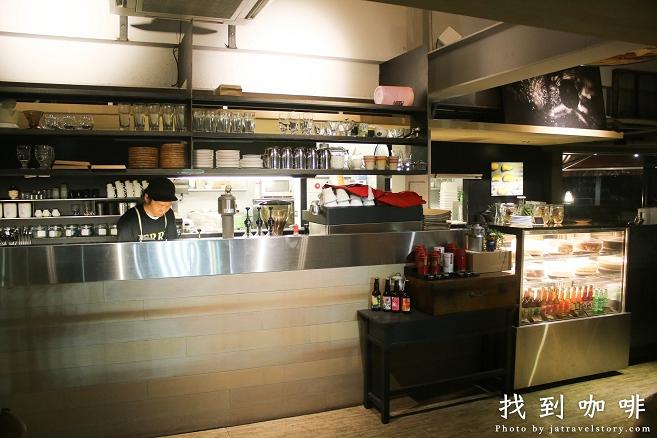 找到咖啡 炙燒煙燻鮭魚搭配紅藜麥飯口味清爽【捷運公館】 @J&A的旅行