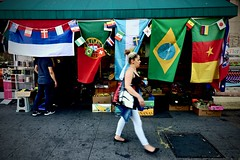 IMG_0181 (JetBlakInk) Tags: subject2ground women streetphotography streetscene worldcup worldcupflags colours brixton russia2018