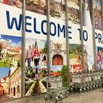 Terminal 2, Václav Havel Airport, Prague, Czech Republic thumbnail