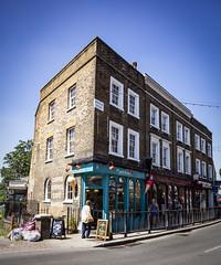 Blackheath Village (London Less Travelled) Tags: uk unitedkingdom britain london southlondon blackheath greenwich cafe shop