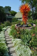 Denver Botanic Garden   2018.08.06   DSC_0128 (Kaemattson) Tags: denverbotanicgarden denverbg botanicgarden denver co colorado garden milehighcity green greenery landscape flowers