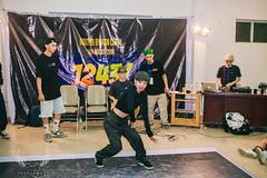 1243! HIPHOP COMPETITION VOL 1 (BBoyMpass) Tags: tôifreelancer bgirl dance fresh hiphop love respect bboy