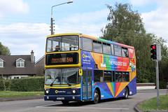 AX646 - Rt54A - FortfieldRoad - 040818 (dublinbusstuff) Tags: dublin bus dublinbus route54a prouddads prideparade proudestbus donnybrook kiltipper pearsestreet alx400 alexander