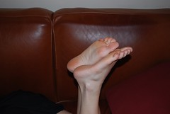 Side Views (Ped-antics) Tags: barefoot barefeet toes ankles arches heels