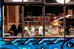 MoVida, Hosier Lane—Melbourne, 2018. (Bacoon) Tags: melbourne victoria australia lifestyle streetart restaurant best laneway movida chef kitchen dining city nightlife