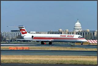 N916TW Trans World Airlines TWA