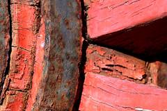 #Decay closeup (fotowayahead) Tags: decay macromondays rust wheel
