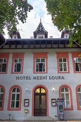 Hotel Mezní Louka (RunningRalph) Tags: czechrepublic meznilouka hřensko ústeckýkraj tsjechië cz