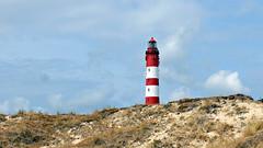 Lighthouse on Amrum (rotraud_71) Tags: summer nordsee northsea lighthouse amrum
