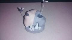 Artist: James Hadaway (The Binding Of Isaac - Sculptures & Artisan_) Tags: edmundmcmillen thebindingofisaac art game dolls sculpture crafting handmade handicraft