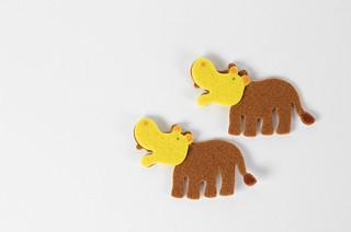 Hippo toys