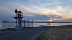 Bath (Omroep Zeeland) Tags: westerschelde zeedijk zonsondergangen natuur