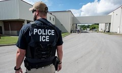 man driving wife to hospital to give birth arrested by Ice agents (Hsnews.us) Tags: agents arrested birth driving give hospital ice man wife