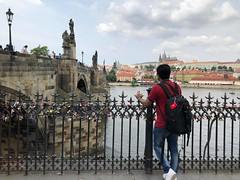 Summer-2018 in Prague, Czech Republic (Aoon Mujtaba) Tags: traveller traveldiaries travelblogs travelling travels travelphotographer travel trip travelphotography tour thrill europe euro eurotravel explorer europeunion euro2018 summer2018 prague czechrepublic worldtour