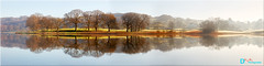 Esthwaite Water Misty Morning (Dave Massey Photography) Tags: esthwaite water lakedistrict cumbria reflections landscape scenic england panorama outdoor