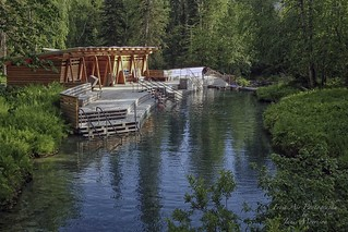 Liard River Hot Springs Provincial Park, BC