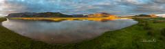 Panorama (Tanafjorden, Norvège) (ÇhяḯṧtÖρнε) Tags: 1100s 24mm 400iso canon canon24105mmf4 canon5dmarkiii f56 norvège panorama paysage scandinavie tanafjorden tanamunningen vacances2018 varanger été
