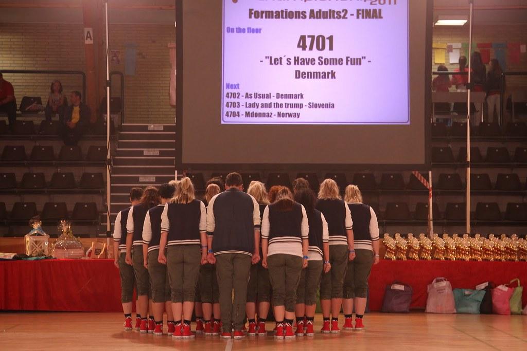 EM 2011 - Formation