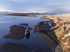 Looking for elephants (Jay Daley) Tags: hvitsurker drone aerial aerialphotography iceland dji phantom4pro dronephotography landscape
