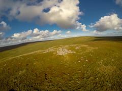 Fur Tor, Dartmoor (Marklucylockett) Tags: 2018 august gopro goprohero3 marklucylockett kap kaphq16 hqkap16m kiteaerialphotography furtor dartmoor dartmoornationalpark