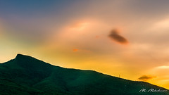 Heart shaped cloud (Milen Mladenov) Tags: 2018 landscape smedovpeak smedovets varbovchets cloud colorfulsky hearshape heart magical moody mountain nature sky sunset