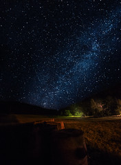 Milky Way from Aggtelek National Park [Hungary) (gabormatesz) Tags: aggteleknationalpark aggtelek magyarország hungary milkyway nightscape nightsky nightshot canon canon80d 1018mm wideangle nature beautifulearth