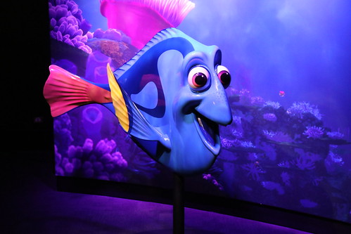 "Dory Figure - The Science Behind Pixar • <a style=""font-size:0.8em;"" href=""http://www.flickr.com/photos/28558260@N04/43862054872/"" target=""_blank"">View on Flickr</a>"