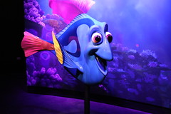 """Dory Figure - The Science Behind Pixar • <a style=""""font-size:0.8em;"""" href=""""http://www.flickr.com/photos/28558260@N04/43862054872/"""" target=""""_blank"""">View on Flickr</a>"""