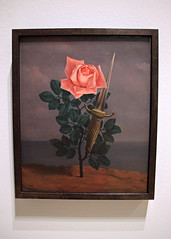 Le Coup au couer (The Blow to the Heart), by Rene Magritte (JB by the Sea) Tags: sanfrancisco california july2018 financialdistrict sanfranciscomuseumofmodernart sfmoma renemagritte surrealism surrealist painting