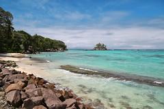 Anse Royale Beach...(2) (John Konstandis) Tags: canoneos5dmarkiii canonef24105mmf4lisusm seychelles mahe tropic island blue green sand sky water sea seacoast anseroyale