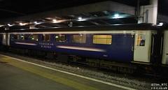 Caledonian Sleeper Mark 2 6707 (Tim R-T-C) Tags: 1s25 6707 caledoniansleeper london londoneuston mark2 coach mainline railroad railway sleepercar sleepertrain station train