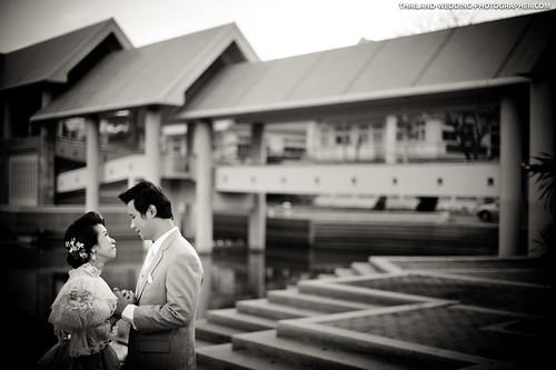Ayuthaya Historical Study Centre Thailand Wedding Photography