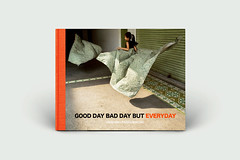 GOOD DAY BAD DAY BUT EVERYDAY (Tavepong Pratoomwong) Tags: tavepong streetphoto photobook fun funny thailand moment color green orange love kids kid fly carpet flying magical magic