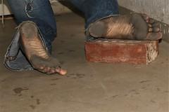 dirty city feet 582 (dirtyfeet6811) Tags: feet soles barefoot dirtyfeet dirtysoles blacksoles cityfeet