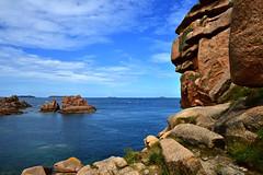spot (eric-foto) Tags: granit côtedegranitrose côtesdarmor nikond800 littoral rocher océan mer sea ploumanach bretagne breizh brittany bzh lesseptîles île island perrosguirec