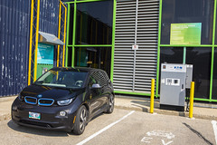RRC_Sustainability_July 2018-047 (RedRiverCollege) Tags: rrc redrivercollege notredamecampus ndc sustainability electriccar compost bike