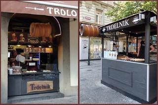 Trdelník in Prague