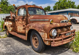 Ford F-3 Tow truck
