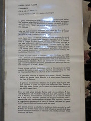 20170525 Italie Gênes - L'Eglise de Jésus - Rubens -(1577-1640)- La Circoncision-002 (anhndee) Tags: italie italy italia gênes genova church église eglise peintre peinture painting painter