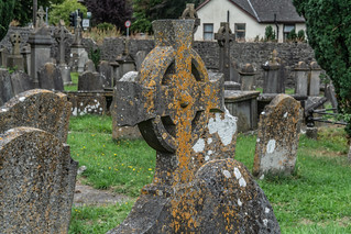 OLD CHURCHYARD KNOWN AS ST. JOHN'S [DUBLIN ROAD KILKENNY]-142966