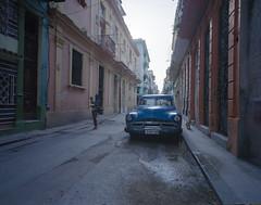 Streets of Havana - 4 Million Flickr Views!!! (IV2K) Tags: havana habana lahabana cuba cuban kuba caribbean street habanavieja malecon fidel castro fidelcastro mamiya mamiya7 mamiya7ii mediumformat kodak film kodakfilm kodakportra portra400 120 120film