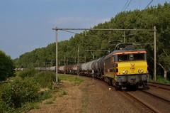 16.08.2018 (V, slot); Rondje Nederland... (chriswesterduin) Tags: rrf lotos railfeeding ns1600 4402 trein train cargo goederentrein güterzug zug