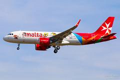 9H-NEO Air Malta A320-200neo, EGLL, United Kingdom (Sebastian Viinikainen.) Tags: 9hneo airmalta a320200neo airbus egll londonheathrow