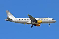 EC-KMI Airbus A.320-216 Vueling  Named How are you I'm Vueling AGP 01-07-18 (PlanecrazyUK) Tags: lemg malaga–costadelsolairport malaga costadelsol eckmi airbusa320216 vueling namedhowareyouimvueling agp 010718