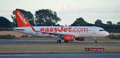 Easyjet OE-IJY - Airbus A320 (G-RJXI) Tags: easyjet oeijy gezog airbus a320 bristol airport