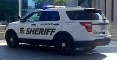 Santa Clara County Sheriff Ford Interceptor Utility Supervisor (Caleb O.) Tags: santaclaracounty sheriff ford utility