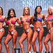 Open Bikini A 4th Sabrina Brustolin 2nd Annie Gan 1st Alison Walker 3rd Shea Jackson 5th Elyse Drociuk