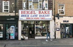 Beigel Bake, Brick Lane, London E1 (dlsmith) Tags: iphone stphotografia stphotographia street candid bricklane london