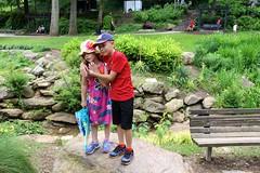 Alex en Nova (Greenville SC) (ToJoLa) Tags: canon canoneos60d 2018 usa southcarolina sc vakantie familiebezoek natuur nature colours colors kleuren park garden centrum