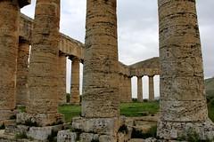 IMG_8097 (Vito Amorelli) Tags: segesta sicily dorictemple greektheater